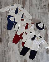 Модный костюм для мальчиков. размер 3-9мес  оптом.