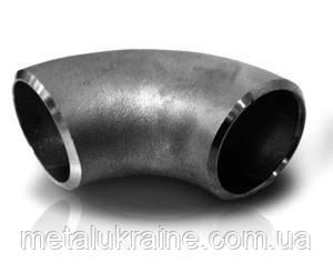 Отвод стальной 57х5мм ст20 под 90градусов
