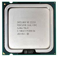 """Процессор Intel Pentium Dual-Core E2220 Б\У """"Over-Stock"""""""