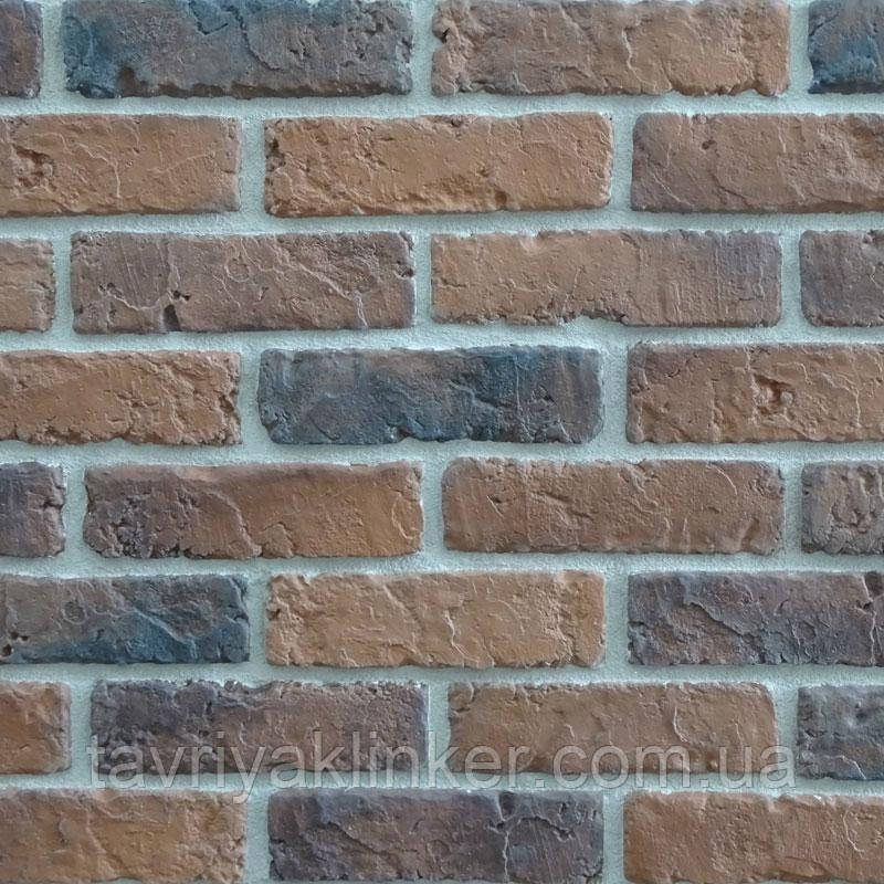 Декоративный камень Retro Brick Brown, фото 1