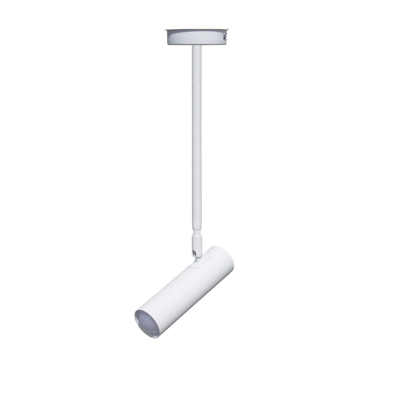 Світильник з поворотним плафоном на трубці NL 1730 W MSK Electric