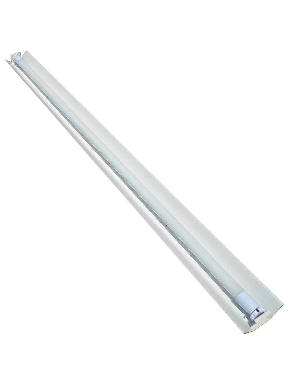 Светильник открытый под led лампу Т8 120см СПВ 01-1200 компакт MSK Electric