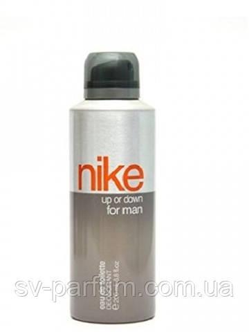 Дезодорант чоловічий Nike up or down 200ml