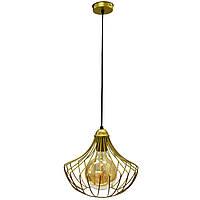 Светильник подвесной в стиле лофт NL 2825 G  MSK Electric