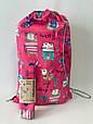 Экомешок, еко торбинка, екоторбинка, эко-сумка, экосумка для покупок, торба шопер, рюкзак, сумка для обуви, фото 2