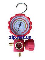 Манометр для фреона Value R-410,407,22,134 (1 вентиль)