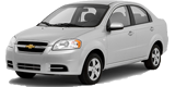 Chevrolet Aveo T250 2006-2011
