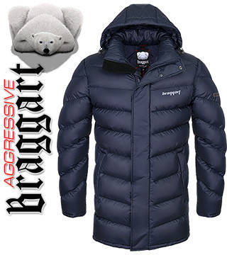 Зимняя мужская куртка на меху оптом, фото 2