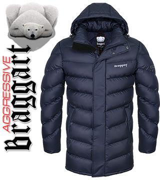 Зимняя мужская куртка на меху оптом