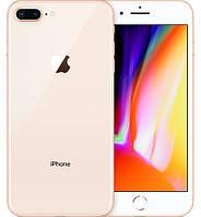 """🌙Корейская копия Iphone 8+ диагональ 5.5""""  Золотой (Чехол и защитное стекло в подарок!)"""