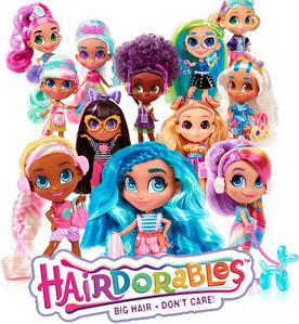 Куклы Hairdorables от Just Play