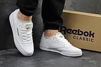 Мужские кроссовки в стиле Reebok Workout, белые 45
