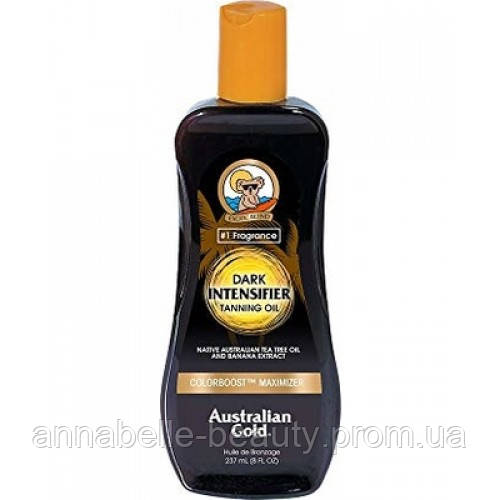 Australian Gold Intensifier oil - Масло для загара на солнце 237 мл