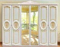 Шафа 6 дверний Реджина / Regina Міро Марк / Шкаф 6 дверной Реджина, фото 1