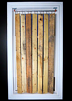 Вертикальные жалюзи своими руками из деревянных паллет