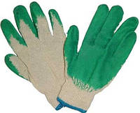 Перчатки х/б с ПВХ-покрытием (вампирки)