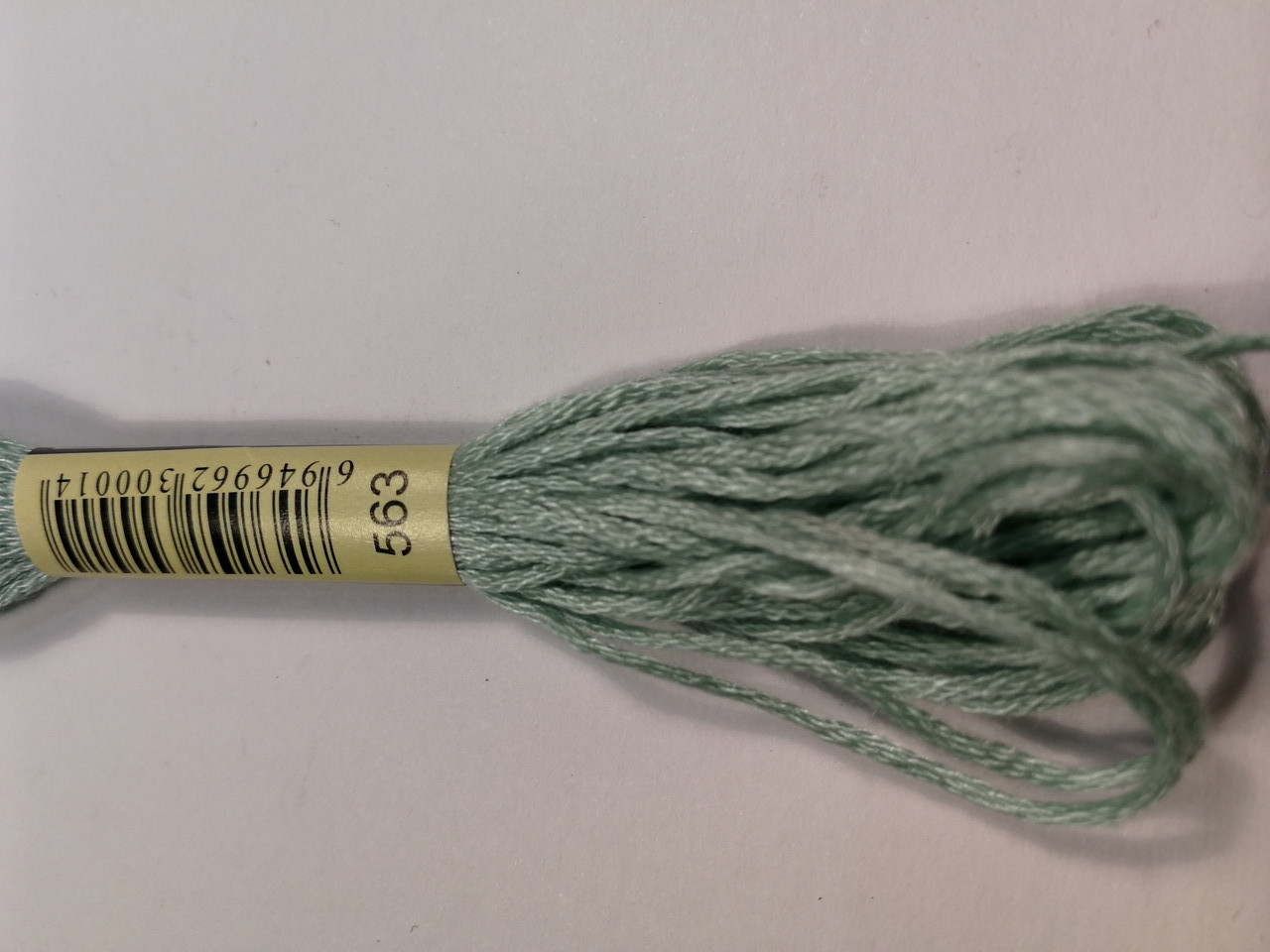 Мулине СХС 563 светло-нефритовый