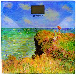 Весы напольные Grunhelm BES-Monet 180кг Моне