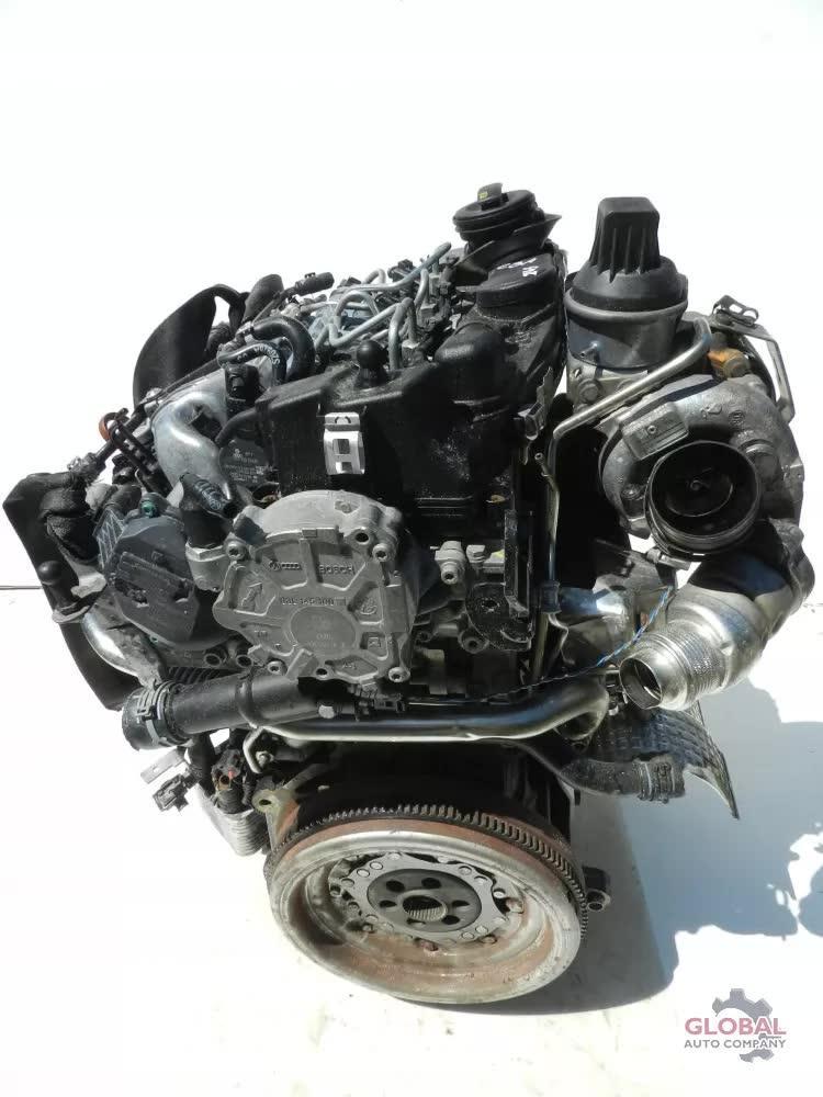 Б/у Двигун Volkswagen CC 2000-2017р