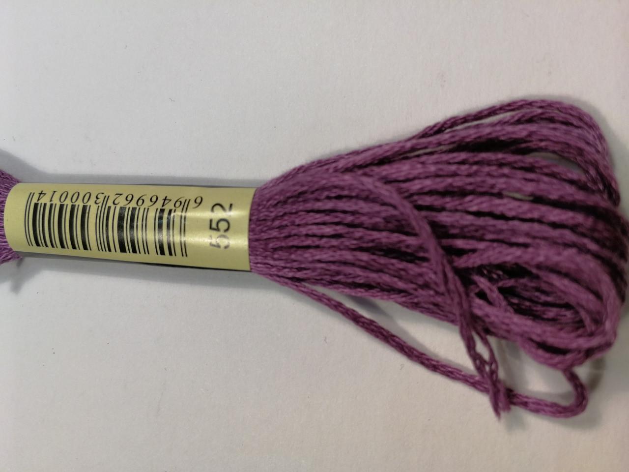 Мулине СХС 552 фиолетовый