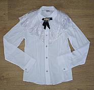 Блузка школьная оптом 28-30-32-34-36 р-р