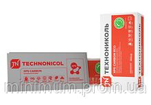 Плиты пенополистирольные экструзионные CARBON ECO 20*600*1200 (уп.20 шт) стиродур