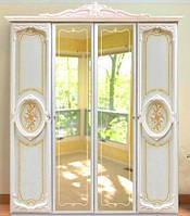 Шафа 4 дверний Реджина / Regina Міро Марк / Шкаф 4 дверный Реджина, фото 1