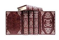 Книги элитная серия подарочные BST 860443 162х235х45 мм Кастанеда К. Полное собрание (Filosofia) (в 6-ти томах) в кожаном переплете