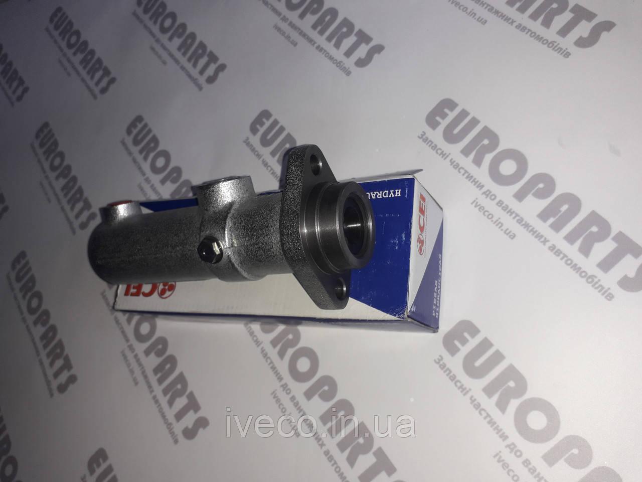 Главный тормозной цилиндр 31,75мм Iveco Eurocargo Ивеко Еврокарго 4804129  580.017 CEI - Италия