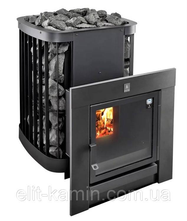 Дровяная печь для бани Kastor Saga 30 T