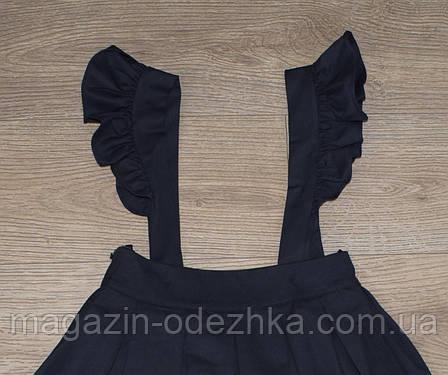 Детский сарафан школьный для девочки 28-30-32-34-36 р, фото 2