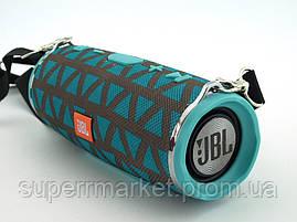 JBL Charge 3 mini A+ в стиле xtreme, портативная колонка с Bluetooth FM MP3, золото+мята, фото 2