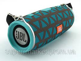 JBL Charge 3 mini A+ в стиле xtreme, портативная колонка с Bluetooth FM MP3, золото+мята, фото 3