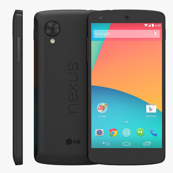 Смартфон LG Nexus 5 32gb Black