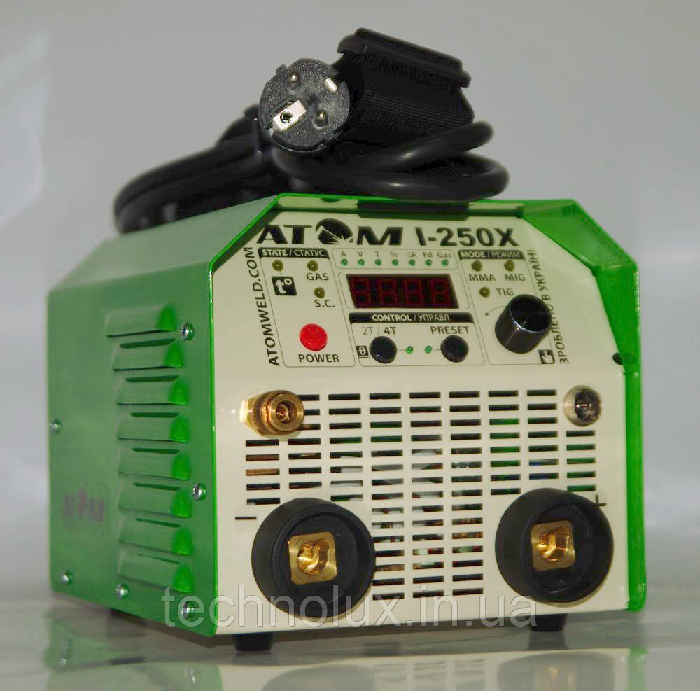 Сварочный инвертор Атом І-250Х