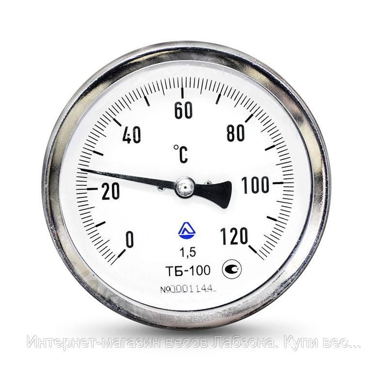 Термометр биметаллический ТБИ и ТБТ