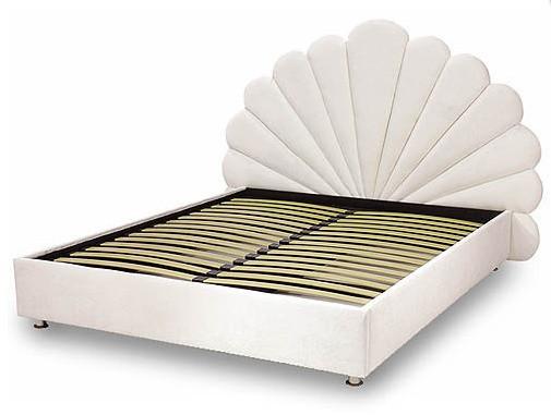 Кровать подиум двухспальная Жемчуг.