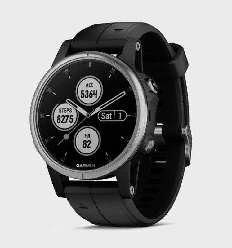 Пульсометр Garmin fēnix® 5S Plus