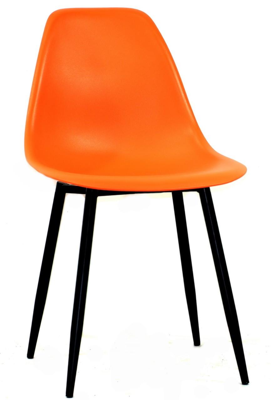 Стілець Nik Eames BKM, помаранчевий