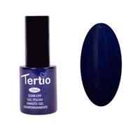Гель-лак Tertio Темно-синий с микроблеском №083 10 мл