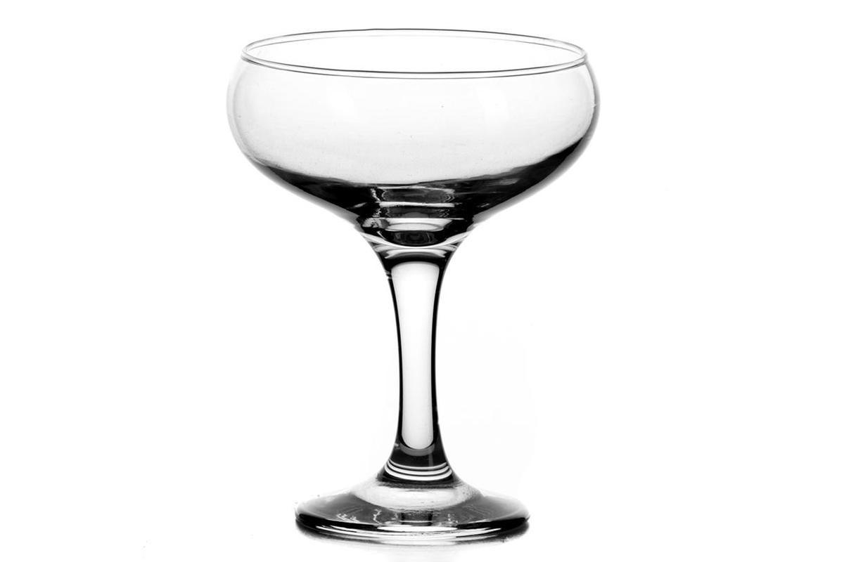 Набір келихів для шампанського 270мл Bistro 44136 (6шт)