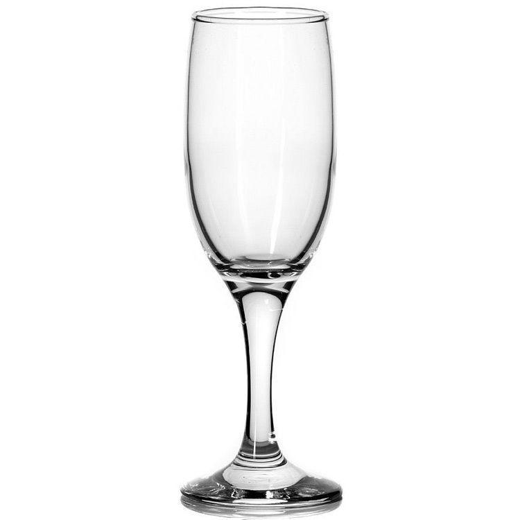 Набор бокалов для шампанского 190мл Bistro 44419-2 (2шт)