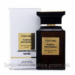 Tom Ford Purple Patchouli 100 мл TESTER унисекс
