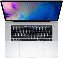 Apple MacBook Pro 15 Retina 256Gb Silver with Touch Bar (MV922) 2019
