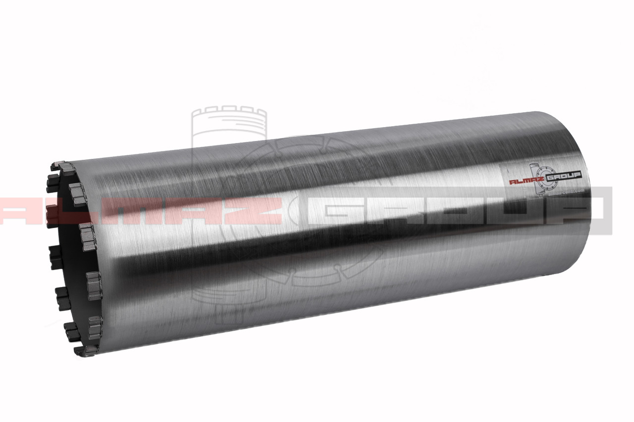 Алмазна коронка Almaz Group Ø 212 довжина 500 мм сегмент Turbo-X