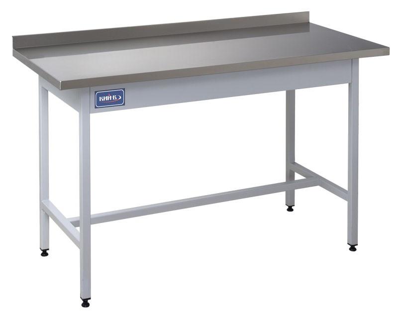 Стол производственый СП-1 КИЙ-В (разделочный 600х1300)