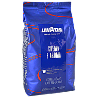 Кофе в зернах Lavazza Crema e Aroma Espreso 1kg 80/20 Original