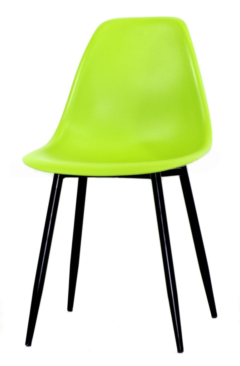 Стул Nik Eames BKM, зеленый