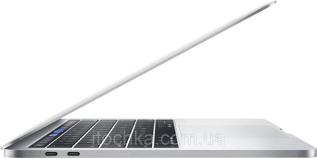 Apple MacBook Pro 15 Retina 512Gb Silver with Touch Bar (MV932) 2019