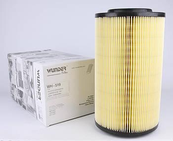 Фильтр воздушный Fiat Ducato 2.2/2.3/3.0 JTD/HDI 06- (WH-519)  WUNDER